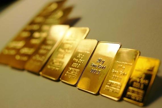 Giá vàng liên tục tăng phi mã trong thời kỳ bất ổn. (Ảnh: FX Empire)