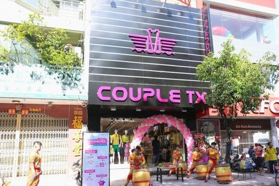 Công ty CG thuê mặt bằng 199 Khánh Hội, quận 4 làm cửa hàng thời trang Couple TX.