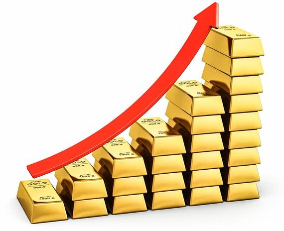 Các gói cứu trợ kích thích giá vàng