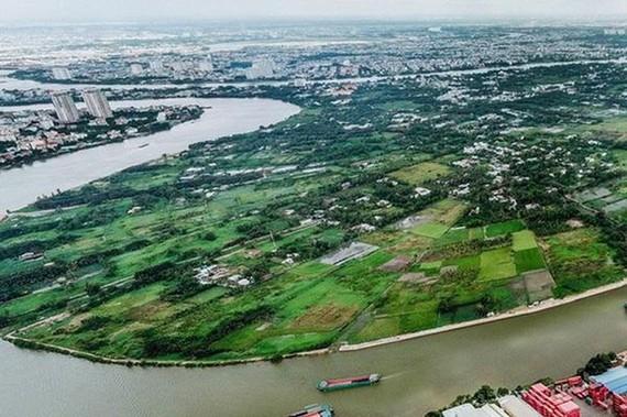 Điều chỉnh hệ số giá đất dự án chống sạt lở bán đảo Thanh Đa