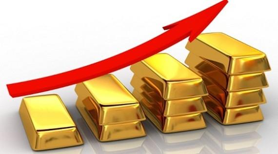 Giá vàng tăng thẳng đứng sau đó lao dốc là hiện tượng bình thường hay bất thường.