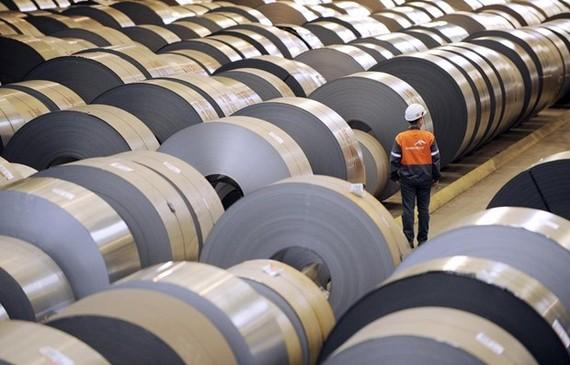 Tiếp nhận hồ sơ chống bán phá giá thép không gỉ cán nguội