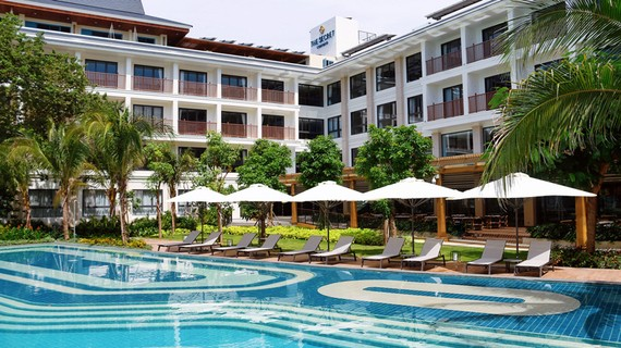 AKYN khai trương khách sạn đầu tiên The Secret Côn Đảo