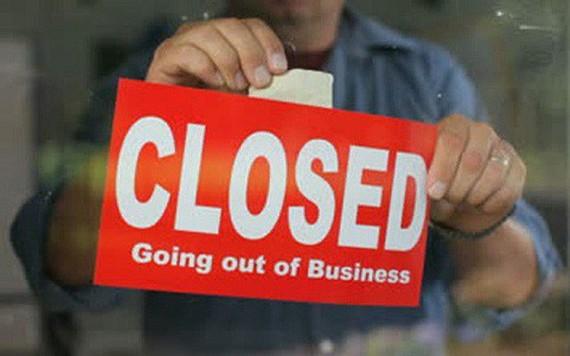 Trung bình mỗi ngày, cả nước có 287 doanh nghiệp tạm ngừng hoạt động, giải thể. (Ảnh minh họa: KT)