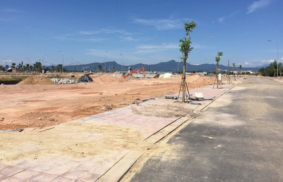 Khu đô thị mới Phú Hải, phường Phú Hải, TP Đồng Hới, tỉnh Quảng Bình