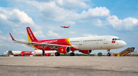 Vietjet giảm giá 50% hơn 1,4 triệu vé bay nội địa