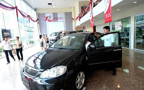 Cuộc đua giảm giá trên thị trường ô-tô