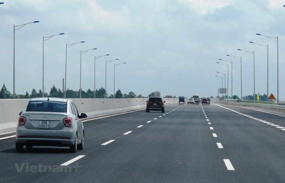 5 dự án PPP cao tốc Bắc-Nam sẽ cần phải huy động vốn tín dụng với khoảng 15.515 tỷ đồng. (Ảnh: Việt Hùng/Vietnam+)