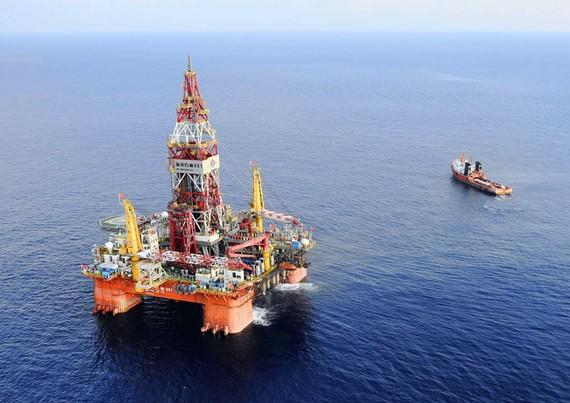 Philippines nối lại thăm dò dầu ở Biển Đông