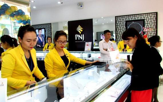 Quý III: Doanh thu bán lẻ PNJ tăng 9,5%