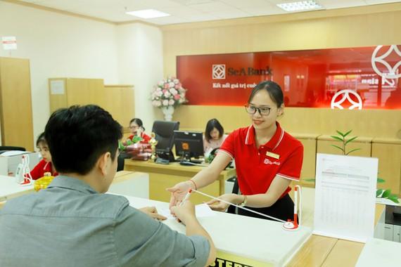SeABank ưu đãi lãi suất cho khách hàng chỉ từ 6,5%/năm