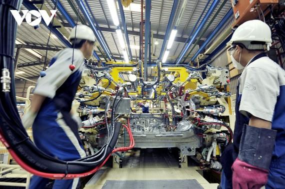 Lĩnh vực công nghiệp chế biến, chế tạo dẫn đầu trong thu hút vốn FDI 10 tháng năm 2020. (Ảnh minh họa)