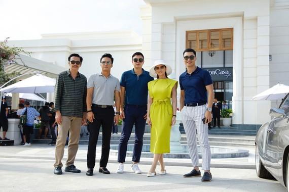 """Bố vợ, con rể """"Về nhà đi con"""" hẹn nhau trải nghiệm NovaWorld Phan Thiet"""