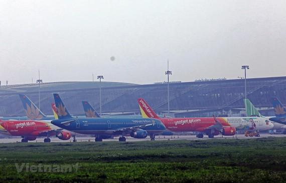 Tạm dừng khai thác hoạt động tại 5 sân bay do ảnh hưởng bão số 9