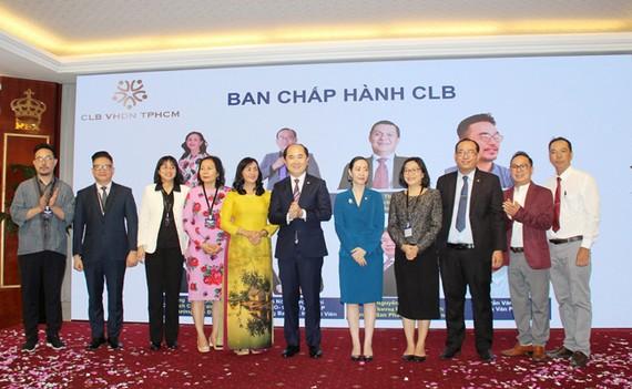 Ra mắt CLB Văn hóa doanh nghiệp TPHCM