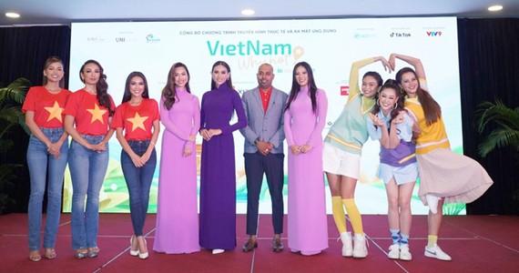 Vietjet cùng 9 Hoa hậu, Á hậu thúc đẩy quảng bá du lịch Việt Nam