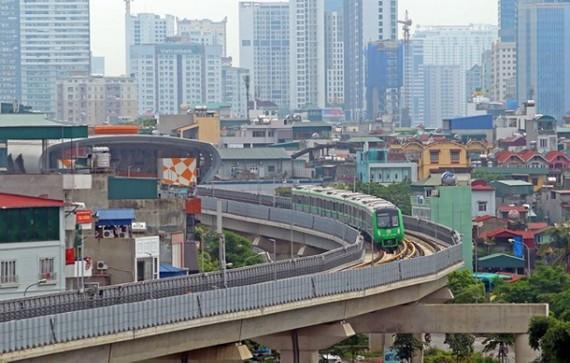 Đường sắt đô thị Hà Nội tuyến Cát Linh - Hà Đông: Một trong những dự án tiêu biểu về đội vốn và chậm tiến độ.