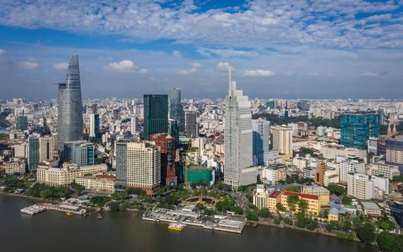 Mặt bằng giá căn hộ hạng A tại khu vực quận 1 đã đạt được từ 6.000 đến hơn 10.000 USD/m2 (ảnh: daihocsi)