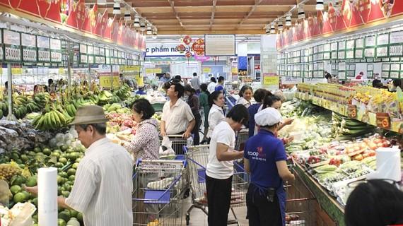 Tháng 11, doanh thu bán lẻ hàng hóa đạt mức tăng cao 13,2% (Ảnh minh họa: KT)
