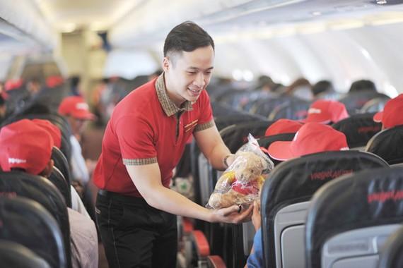Vietjet giảm 50% giá vé trong tháng 12