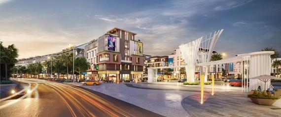 Phú Quốc lên thành phố, bất động sản đô thị được săn đón (ảnh 3D dự án Meyhomes Capital Phú Quốc)