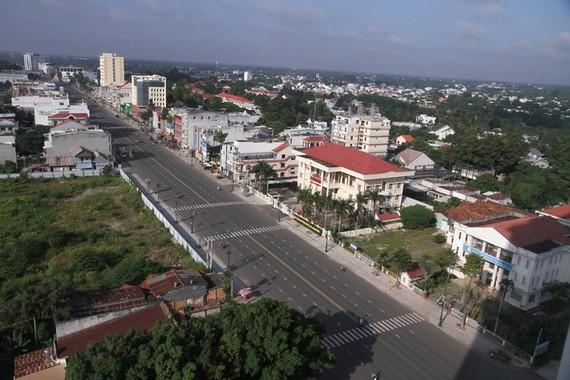 """Một mảnh """"đất vàng"""" còn bỏ trống tại trung tâm TP.Tây Ninh, tỉnh Tây Ninh"""