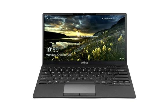 Mẫu laptop siêu mỏng nhẹ Fujitsu UH-X