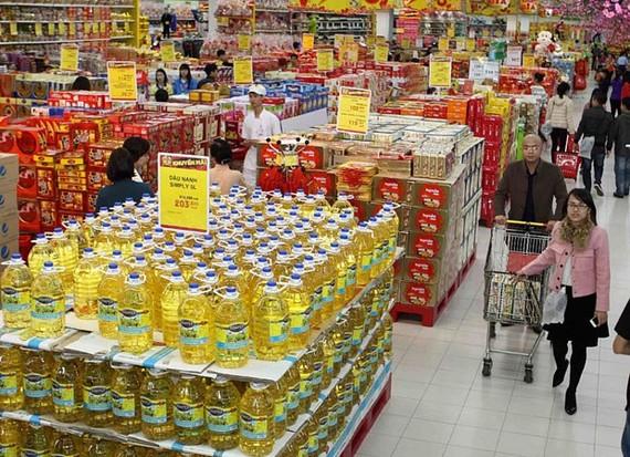 Sức mua hàng tiêu dùng thiết yếu TPHCM tăng 5-10%