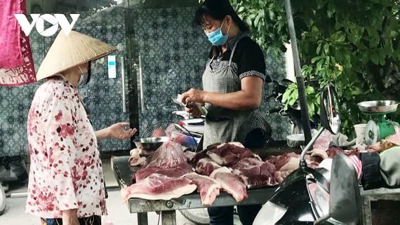 Bình ổn giá thịt lợn góp phần đảm bảo mặt bằng giá, kiểm soát lạm phát.