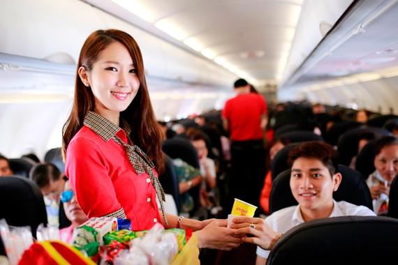 Vietjet Thái Lan - hãng hàng không tăng trưởng nhanh nhất