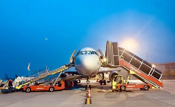 Vietjet hãng hàng không vận chuyển hàng hoá tốt nhất 2020