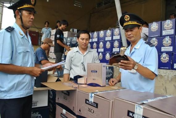 Tăng cường kiểm soát hàng hóa nhập khẩu dịp tết