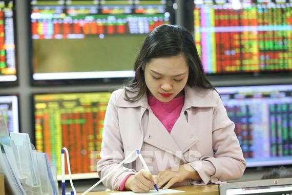 Tháng 1/2021, có 86.269 tài khoản chứng khoán của nhà đầu tư trong nước được mở, đây là số tài khoản mở mới trong một tháng cao nhất lịch sử hoạt động của thị trường. Ảnh minh họa/TTXVN