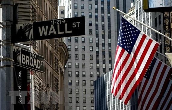 Sở giao dịch chứng khoán New York, Mỹ. (Nguồn: AFP/TTXVN)