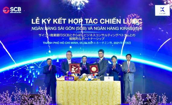 SCB hợp tác với Kiraboshi trên tinh thần thiện chí, nhằm mục đích hỗ trợ đa dạng các doanh nghiệp và nhà đầu tư Nhật Bản và Việt Nam.