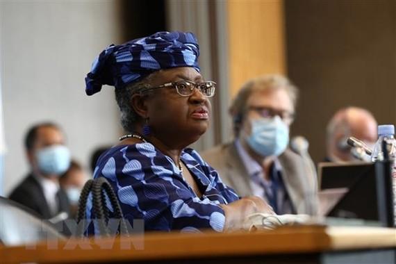 Tân Tổng Giám đốc WTO Ngozi Okonjo-Iweala. (Nguồn: THX/TTXVN)