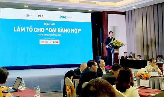 Trợ lực doanh nghiệp tư nhân Việt cất cánh