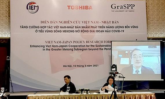 Hướng đến phát triển bền vững ngành năng lượng khu vực sông Mekong
