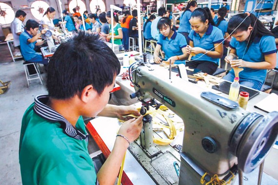Lack of linkage is a barrier for most Vietnamese enterprises.
