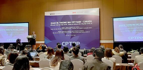 Việt Nam còn nhiều dư địa xuất khẩu sang thị trường Canada