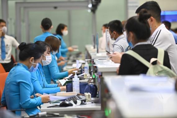 """Vietnam Airlines và IATA thử nghiệm """"hộ chiếu vaccine"""""""