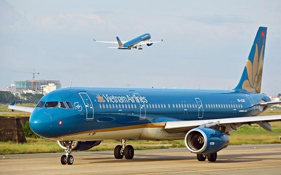 Vietnam Airlines sử dụng máy bay Airbus A350 và Boeing 787 cho tất cả chuyến bay chặng Hà Nội-TPHCM