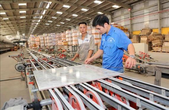 Thị trường vật liệu xây dựng nhiều triển vọng tăng trưởng