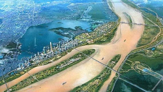 Quy hoạch ô thị sông Hồng: Tránh bê tông hóa, điều chỉnh quy hoạch tùy tiện
