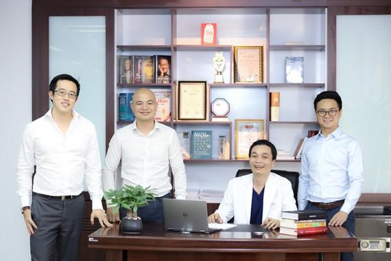 Ban Giám đốc Nha Khoa Kim với tâm huyết mang lại chất lượng chăm sóc sức khỏe răng miệng tốt hơn cho người Việt Nam.