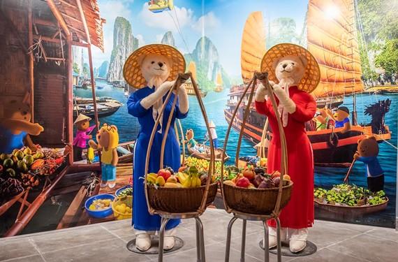 Teddy Bear Museum sắp khai trương tại Phú Quốc United Center