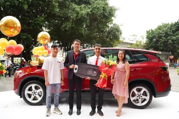 Vietjet trao giải thưởng xe hơi 1,5 tỷ đồng cho khách hàng