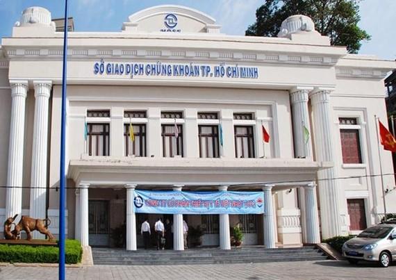Sở Giao dịch chứng khoán Thành phố Hồ Chí Minh. (Nguồn: HOSE)