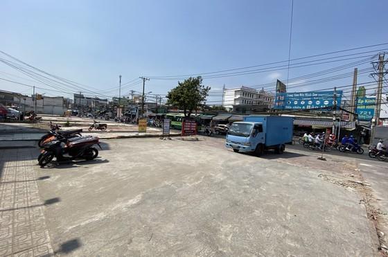 Mặt bằng người dân quận Tân Bình bàn giao để thi công tuyến metro Bến Thành - Tham Lương. Ảnh: CAO THĂNG