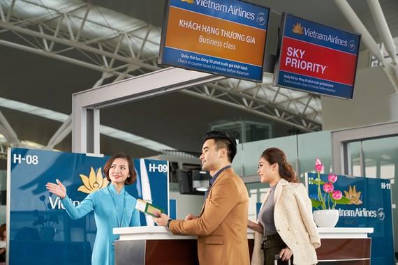 Website Vietnam Airlines đạt tiêu chuẩn bảo mật dữ liệu cao nhất Việt Nam